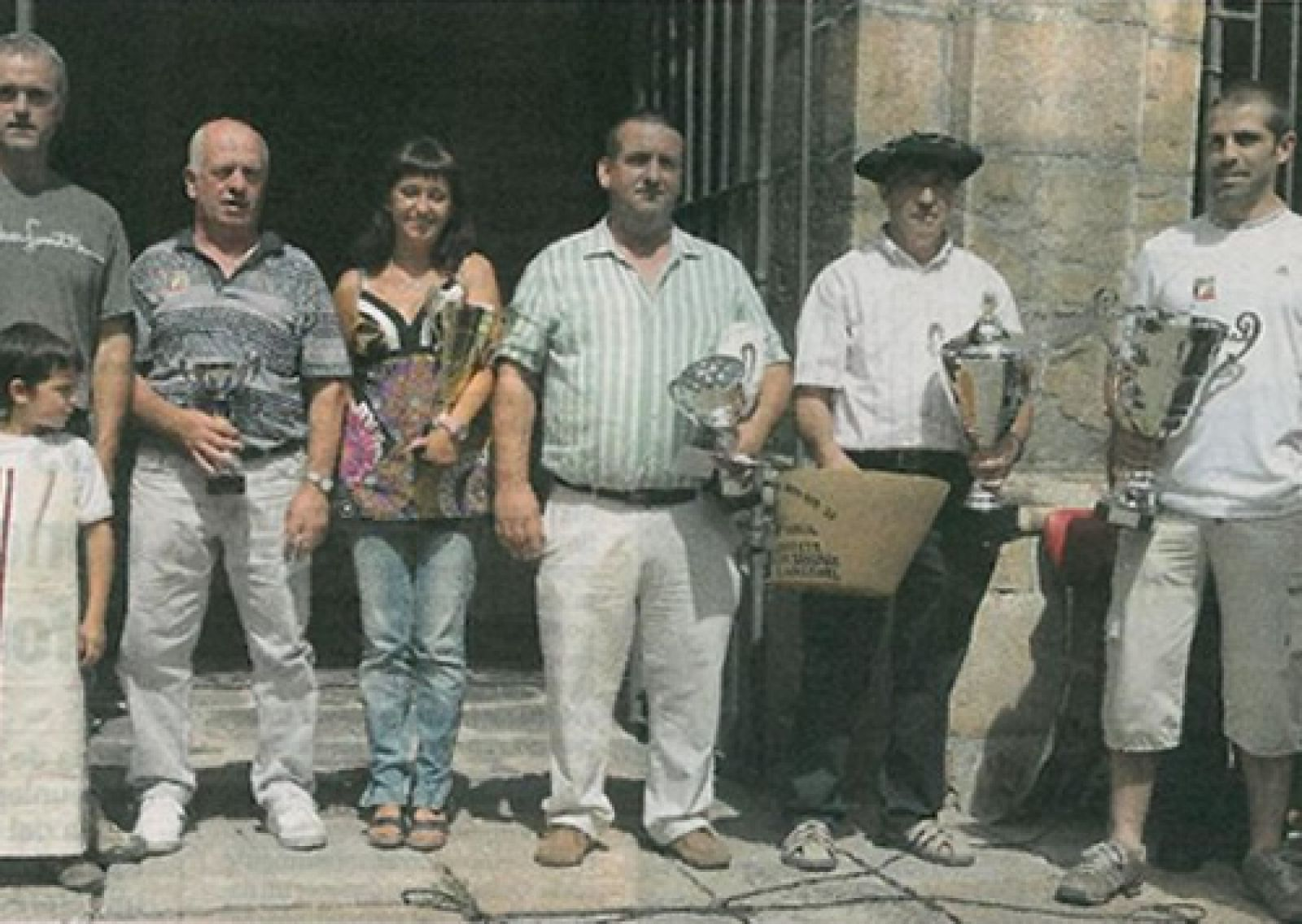 Premio Concurso Navarro De Quesos En Uharte Araquil