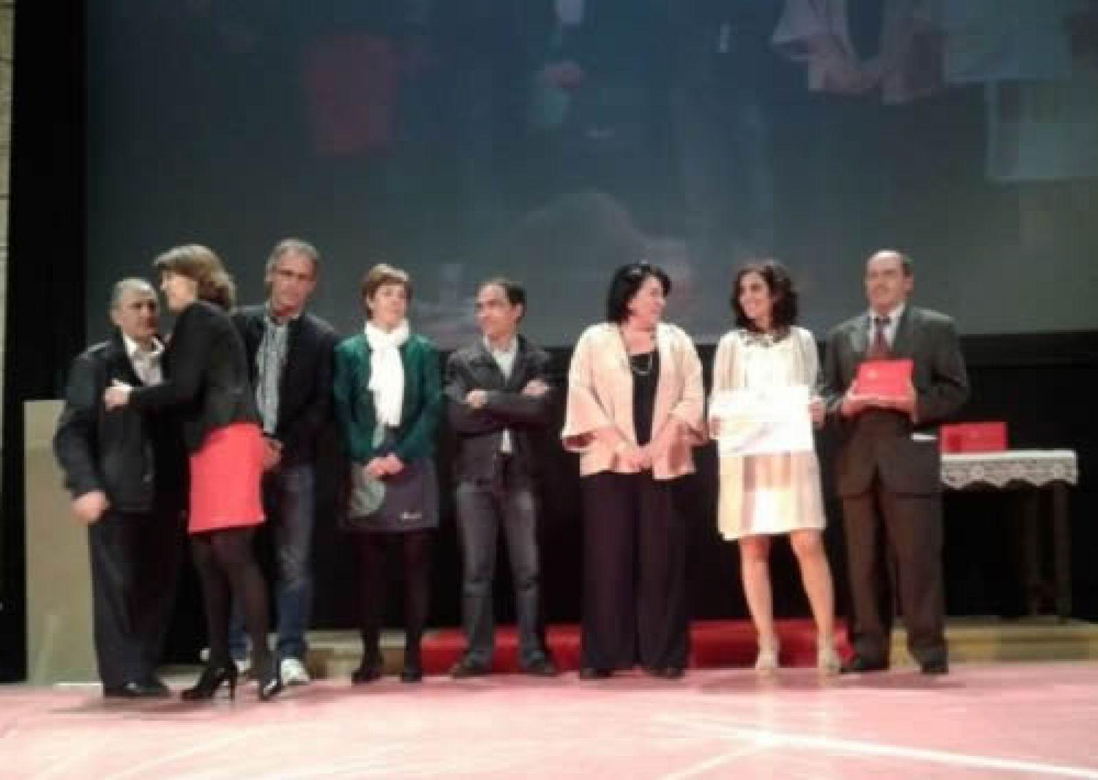 Premio Turismo Reyno Navarra 2013