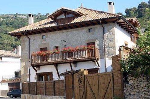 Casa rural Nabarro Etxea. (Iturgoien)