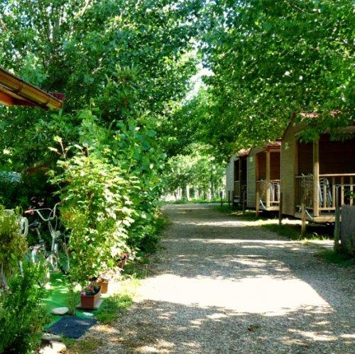 Camping Riezu Alojamiento Rural Navarra