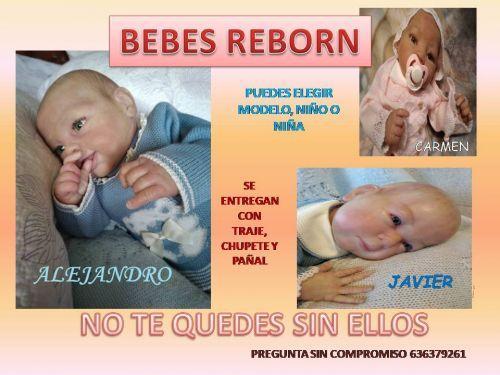 Artesanía Bebés Reborn Leonor