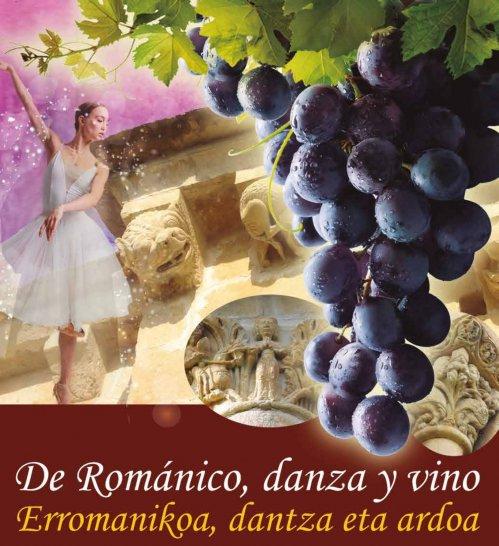 De Románico Danza y Vino. 19 de Junio