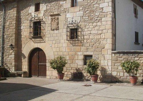 Munarriz House (Abarzuza)