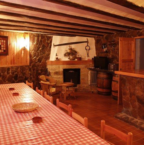 Casa Rural Etxarrienea Bodega Turismo Rural Navarra