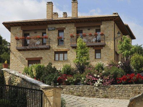 Casas rurales Lazkua I y II (Eraul)
