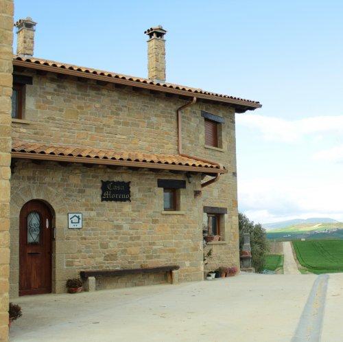 Casa Rural Moreno Zabal