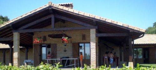 Casa rural Haritzalotz (Zurukuain)