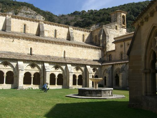 Irantzu monastery guesthouse (Abarzuza)