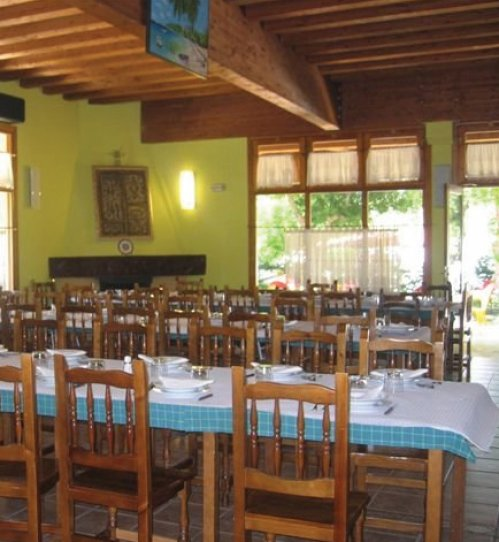 Restaurante Camping Aritzaleku Turismo Rural En Navarra