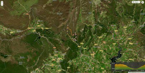 Los Senderos de Iranzu Ruta 2