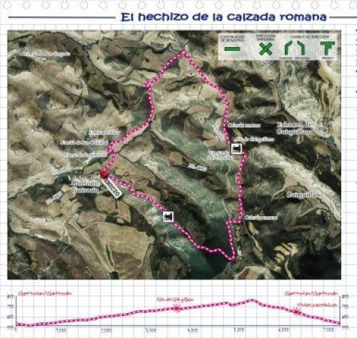 Rutas 02 El Hechizo De La Calzada Romana