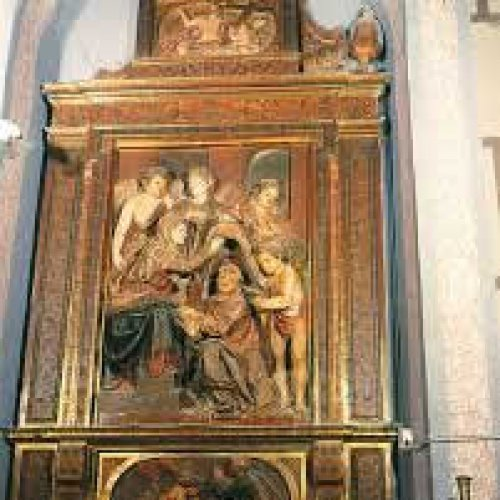 Turismo Rural Navarra Iglesia Natividad Garisoain